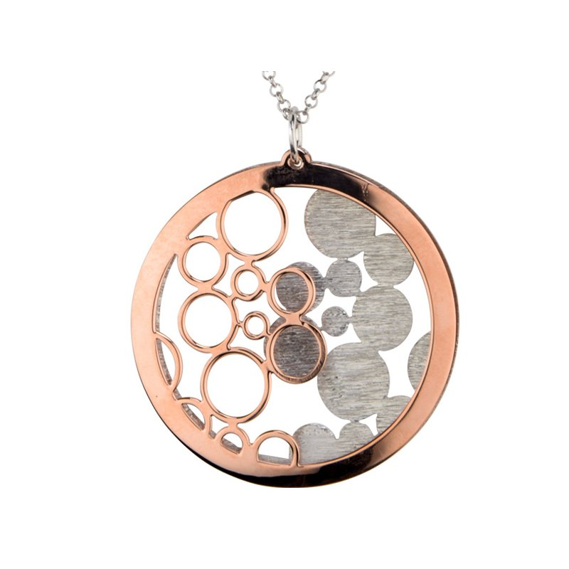 Frederic Duclos Award Winning Bubbles Galore Necklace