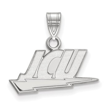 Sterling Silver John Carroll University NCAA Pendant