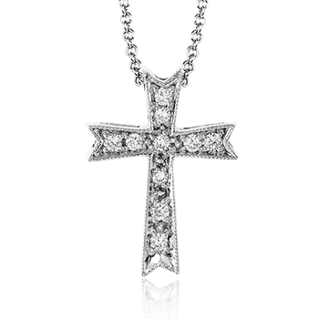 ZP151 CROSS PENDANT