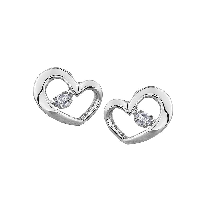 Timeless Beauty Diamond Stud Earrings