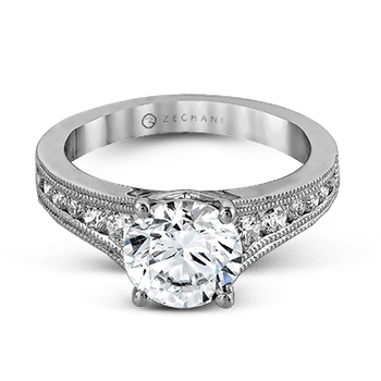ZR1033 ENGAGEMENT RING