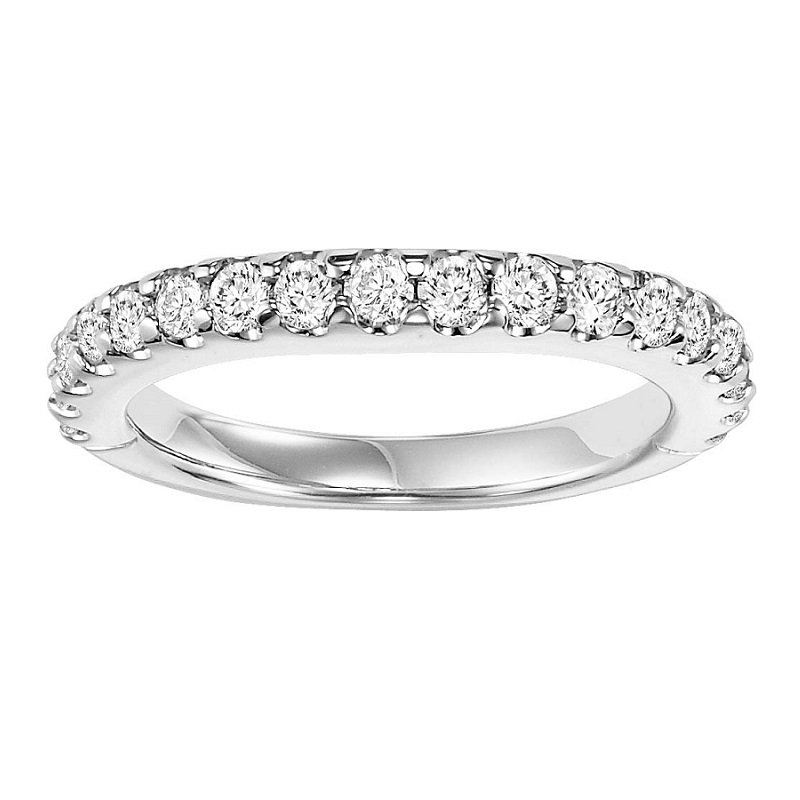 Bridal Bells 14K Diamond Matching Band 3/4 ctw