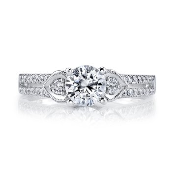 MARS 25858 Diamond Engagement Ring 0.29 ct tw