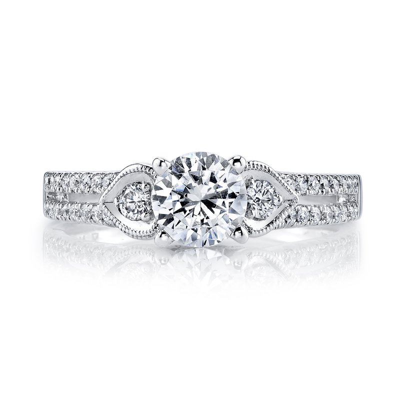 MARS Jewelry MARS 25858 Diamond Engagement Ring 0.29 ct tw