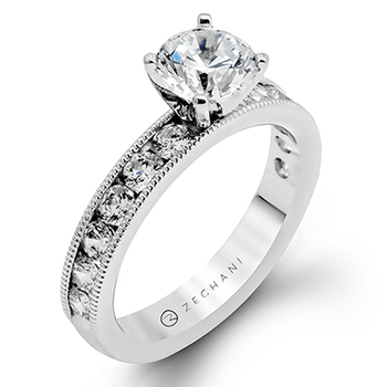 ZR47-A ENGAGEMENT RING