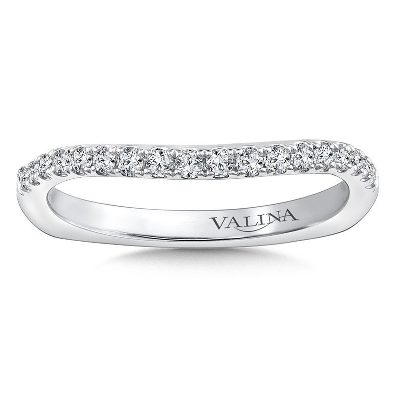 Valina Wedding Band (0.199ct. tw.)