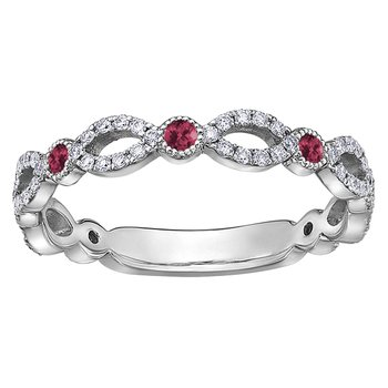 Ruby Ladies Ring