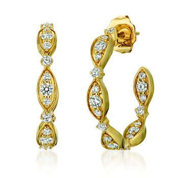14K Honey Gold™ Earrings