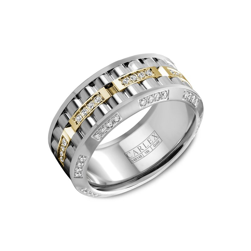 Carlex Carlex Generation 3 Mens Ring CX3-0025YWW