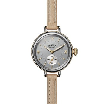 The Birdy 34mm Grey Dial Womens Watch