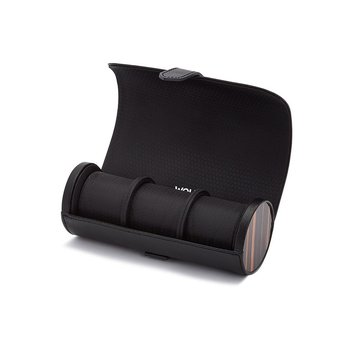 Roadster Triple Watch Roll With Storage Capsule