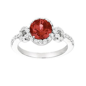 Ruby Ring-CR6657WRU