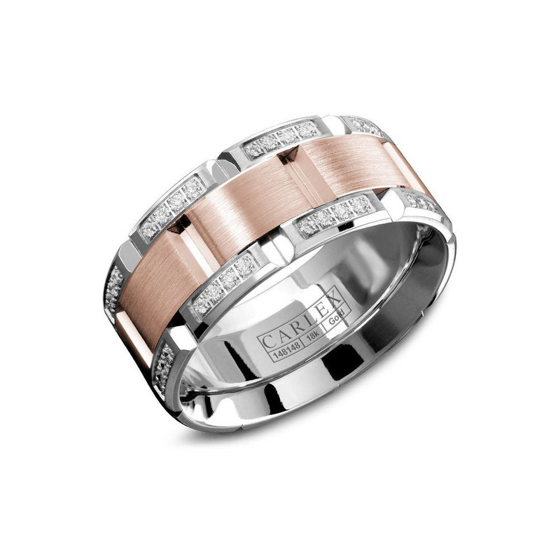 Carlex Carlex Generation 1 Mens Ring WB-9152RW