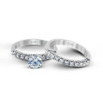Zeghani ZR96 WEDDING SET