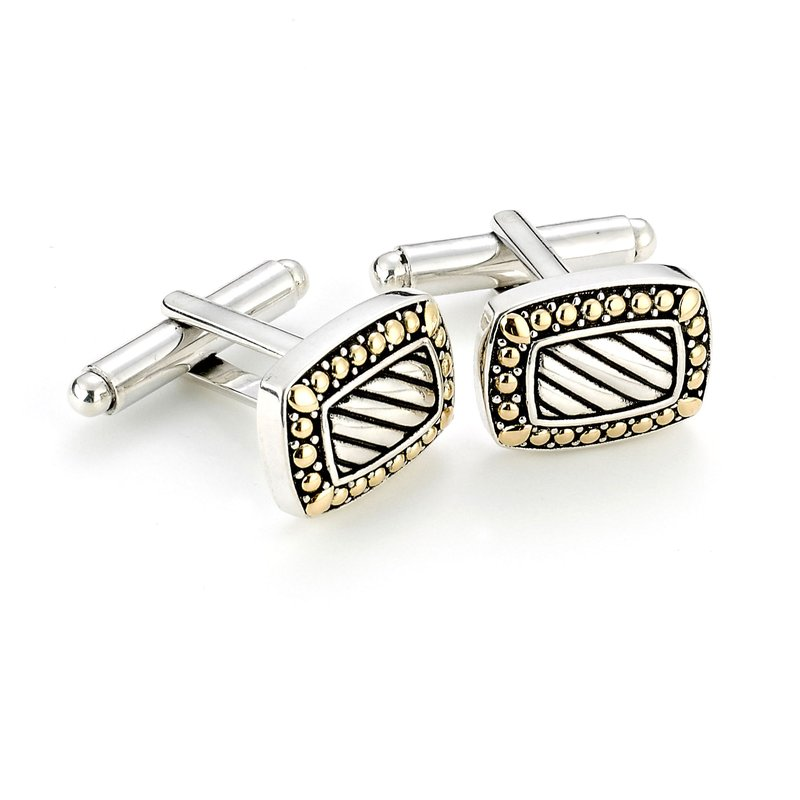 Samuel B Golden Age Cufflinks