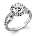 Simon G LP2027 ENGAGEMENT RING