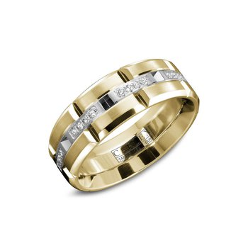 Carlex Generation 1 Mens Ring WB-9320WY