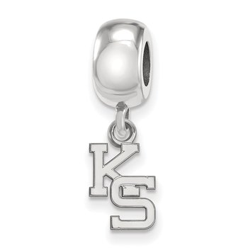 Sterling Silver Kansas State University NCAA Bead