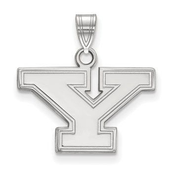 Gold Youngstown State University NCAA Pendant