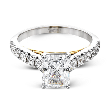 LP2356-EM ENGAGEMENT RING