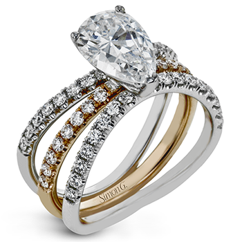 LR1083-PR WEDDING SET