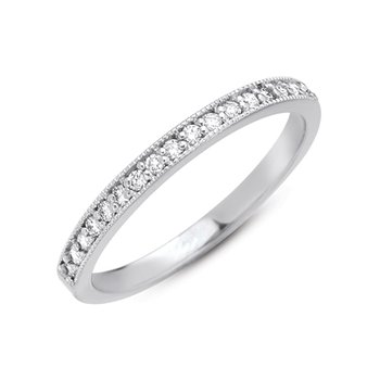 Palatinum Diamond Band