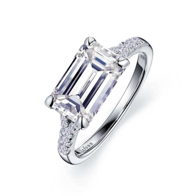 LaFonn East-West Engagement Ring