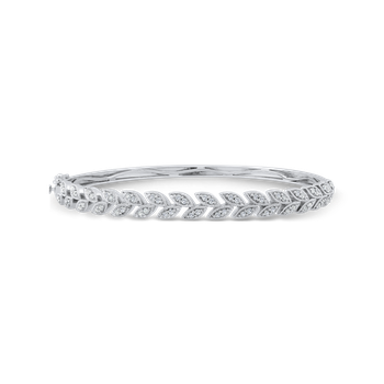 Round Cut Diamond Bracelet