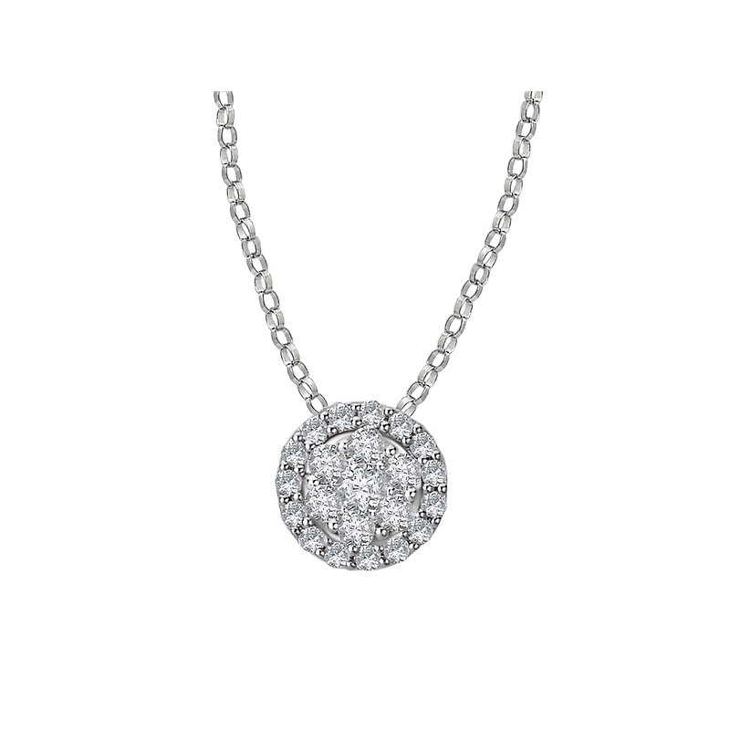 Radiance Diamond Fashion Pendant