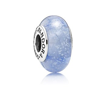 Disney, Cinderella's Signature Color Charm, Murano Glass