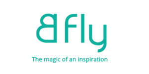 B fly Children's Collection Logo