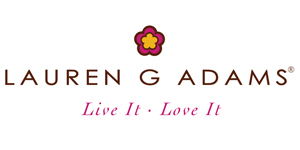 Lauren G Adams Logo