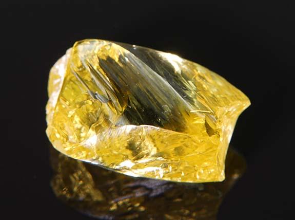 Alrosa Unearths a Colorful Surprise at Its New Diamond Mine in Yakutia, Russia