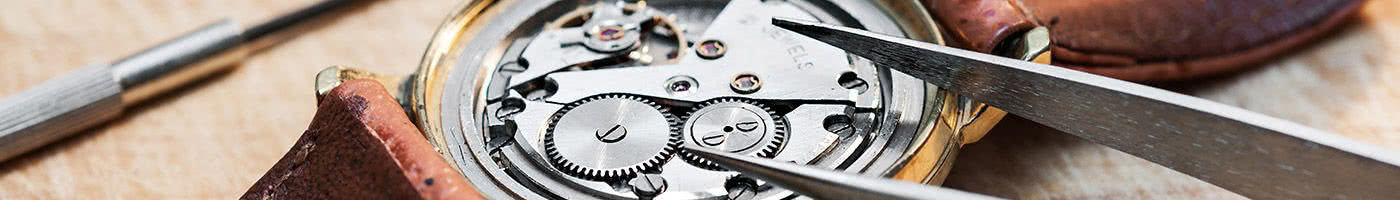 Banner Watch Repair