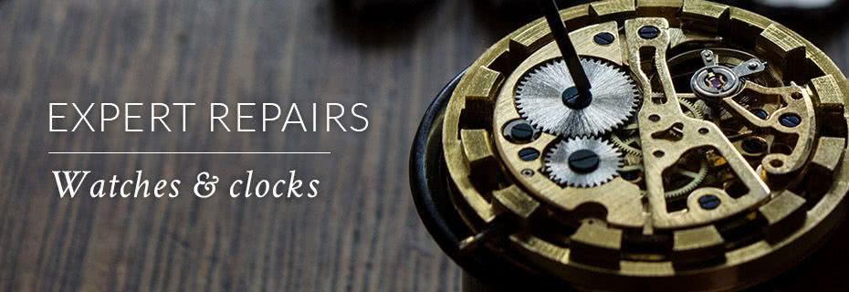 Watch and clock repair