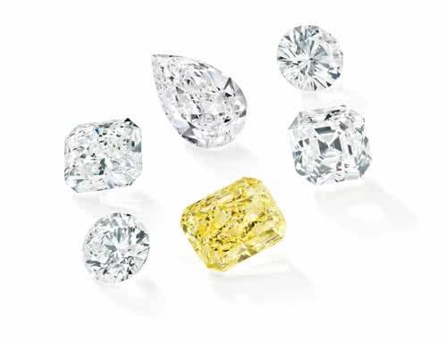 Loose Diamonds 1