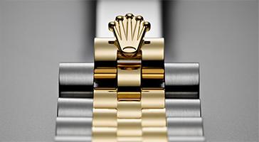 ROLEX at Haltom's Fine Jewelers
