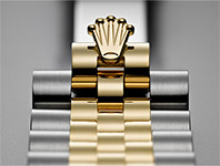 ROLEX at Davidson & Licht Jewelers
