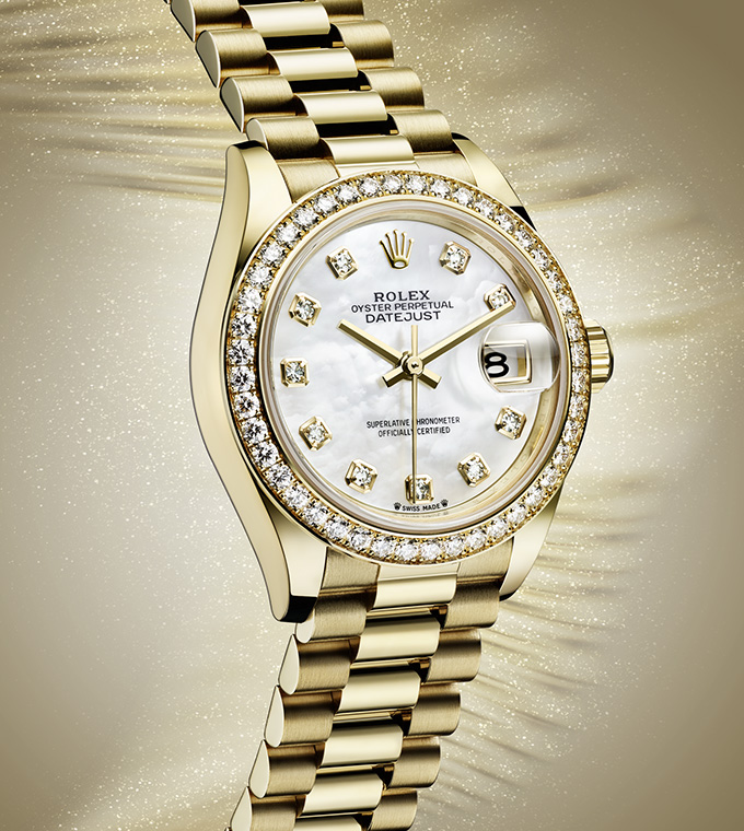 Festive Selection Lady Datejust