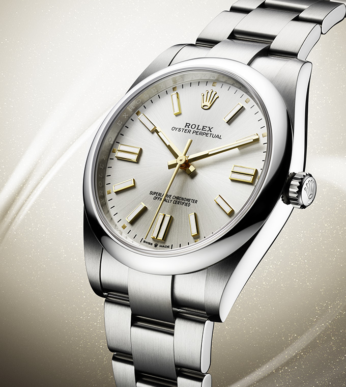 Festive Selection Oyster Perpetual 41