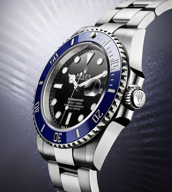 Festive Selection Submariner Date