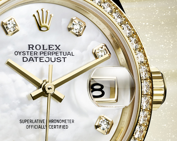 Festive Selection Datejust Banner