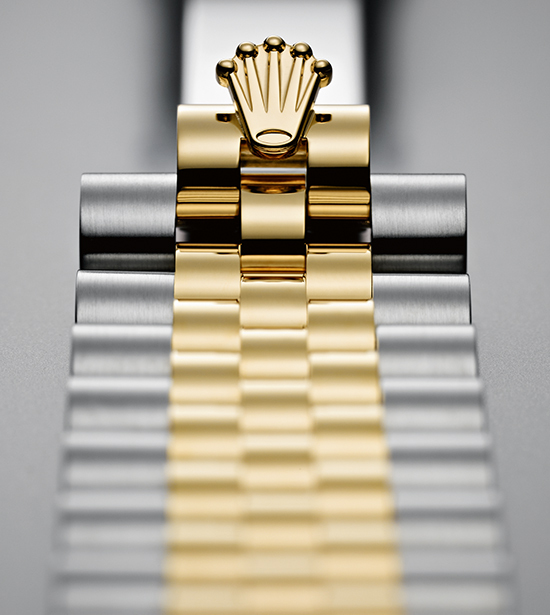 Rolex at Haltom's Jewelers