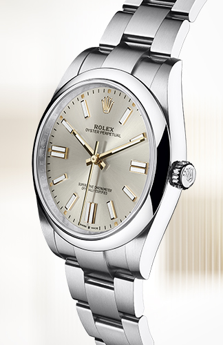 New 2020 Watches Oyster Perpetual 41 Portrait
