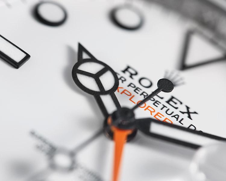 New 2021 Watches Explorer 2 Beauty Shot