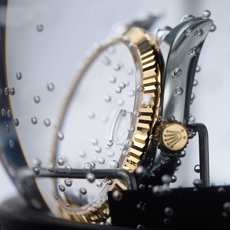 Rolex Servicing Procedure Assembly Of The Case
