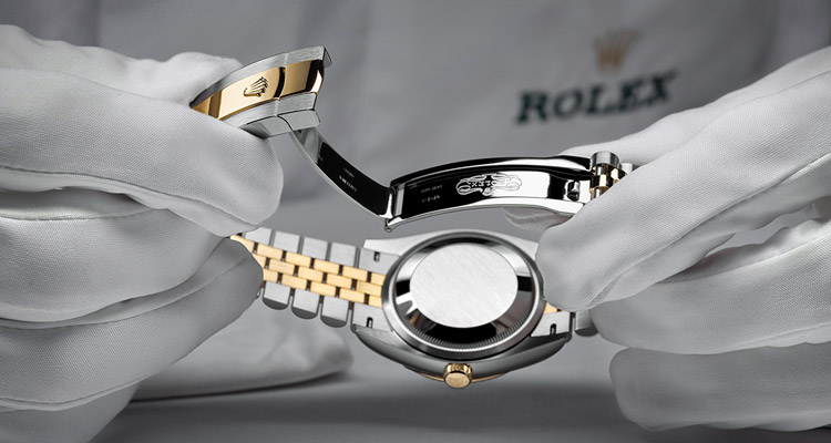 Rolex Servicing Procedure Cover