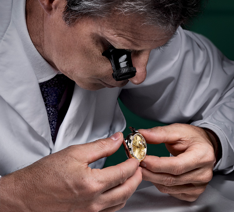 Servicing Your Rolex Verification